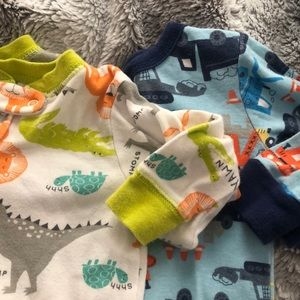 Carter's Matching Sets - Baby Boy 12 Month Winter Bundle